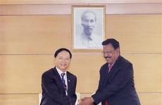 Fortalecen intercambio amistoso Vietnam y la India
