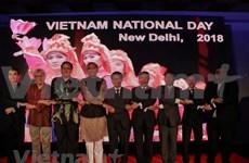 Continúan actividades conmemorativas por Día de Independencia de Vietnam en ultramar