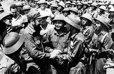 Fidel en el centro de Vietnam, en los corazones de los vietnamitas