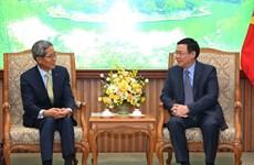 Vicepremier de Vietnam reconoce contribución de grupo financiero sudcoreano Kookmin