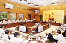 Comité Parmanente del Parlamento de Vietnam efectuará su XXVII reunión