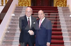 Primer ministro de Vietnam destaca asistencia japonesa al desarrollo nacional
