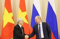 Vietnam y Rusia identifican orientaciones para la asociación estratégica integral bilateral