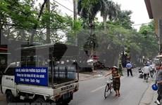 Terremoto en China afecta a Hanoi