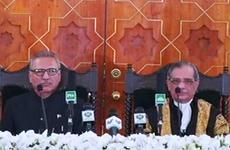 Vietnam felicita a nuevo presidente de Pakistán