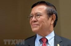 Camboya libera a exlíder de la oposición bajo condiciones