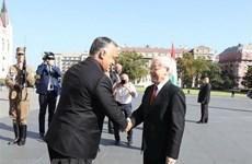 Hungría aspira reforzar nexos con Vietnam, afirma premier