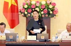 Comité Permanente del Parlamento de Vietnam comienza su XXVII reunión