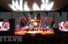 Velada musical Vietnam-Japón en saludo al aniversario 45 de nexos diplomáticos