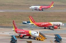 Vietjet Air de Vietnam entre los 50 mejores aerolíneas en el mundo  