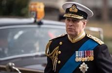 Máximo dirigente político de Vietnam recibe al príncipe Andrés del Reino Unido