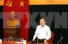 Ministro vietnamita de Ciencia y Tecnología recibe al presidente ejecutivo del Foro Económico Mundial