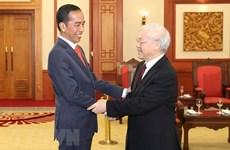 Vietnam da importancia al fomento de lazos con Indonesia, afirma dirigente pardista