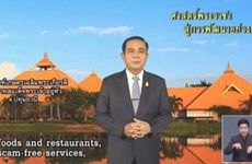 Tailandia se empeña en promover el turismo