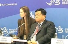 Vietnam participa de forma activa en Foro Económico Oriental