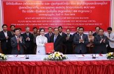 Vietnam desplegará el proyecto minero más grande en Laos