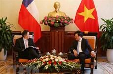 Vietnam considera a Chile como socio más importante en América Latina, reitera vicepremier