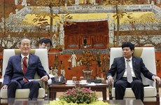 Empresas surcoreanas aumentan inversión en Hanoi