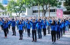 Jóvenes vietnamitas y laosianos unen manos para fomentar vínculos bilaterales