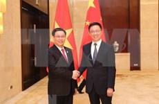 Vietnam y China impulsan nexos comerciales