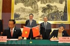 Vicepremier vietnamita asiste a XV Feria China-ASEAN