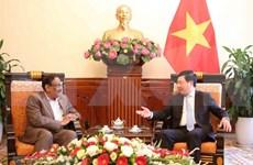Vietnam y Bangladesh comprometidos a fortalecer nexos bilaterales