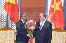 FEM – ASEAN: Primer ministro vietnamita recibe al canciller timorense