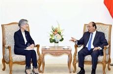 Premier vietnamita destaca fructífera cooperación con Corea del Sur