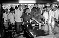 Fidel y Ho Chi Minh, un encuentro que ni la muerte pudo impedir
