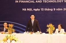 Vicepremier de Vietnam dialoga con empresarios en marco del FEM- ASEAN 2018