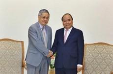 Premier de Vietnam recibe al director ejecutivo de Comisión del Río Mekong