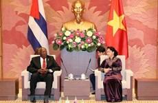 Vietnam está dispuesto a compartir experiencias legislativas con Cuba