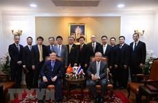 Vietnam y Tailandia intensifican cooperación judicial