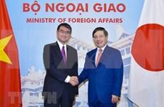 Efectúan décima reunión del Comité de cooperación Vietnam y Japón