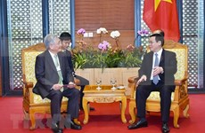 Grupos extranjeros dispuestos a asistir a Vietnam en desarrollo de economía digital