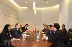 Vietnam y Canadá discuten medidas para robustecer nexos bilaterales
