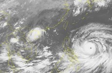 Pronostican intensas lluvias en Vietnam debido al supertifón Mangkhut