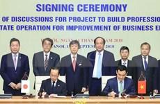 Vietnam y Japón cooperan en desarrollo de gobierno electrónico