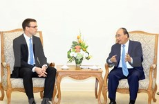 Vietnam y Estonia cooperan en construcción del gobierno electrónico