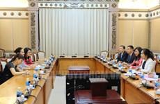 Ciudad Ho Chi Minh comprometida a promover igualdad de género