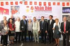 Vietnam participa en Fiesta del Diario francés de la Humanidad 2018