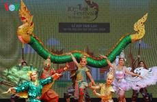 Comienza décimo Festival de Tailandia en Hanoi