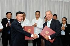 Entregan donación de arroz vietnamita a Cuba
