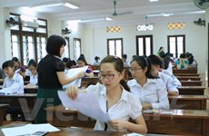 Inician procedimiento legal por fraude escolar en provincia vietnamita de Hoa Binh