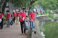 Celebran Día Mundial de Limpieza en Vietnam con varias actividades