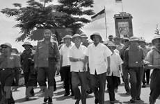 Visita de Fidel Castro a Quang Tri: Símbolo de solidaridad que supera la distancia geográfica