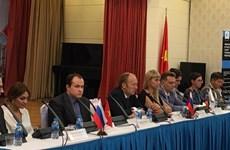 Presentan en Vietnam educación universitaria de Rusia