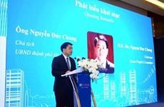 Cumbre de Ciudades Inteligentes 2018 se abre en Hanoi