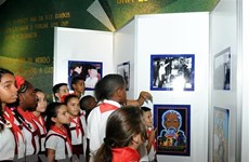 Concluye en Cuba jornada conmemorativa por histórica visita de Fidel a Vietnam en 1973