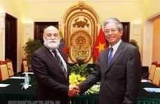 Vietnam y Venezuela efectúan la séptima consulta política
